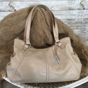 Relic Leather Handbag